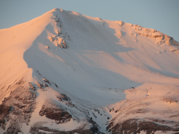 Creag Dhubh ,Beinn Eighe in the morning light