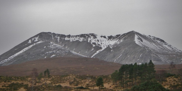 Creag, Dubh, east end Beinn Eighe - as good as it gets! Contrast to yesterday blog.