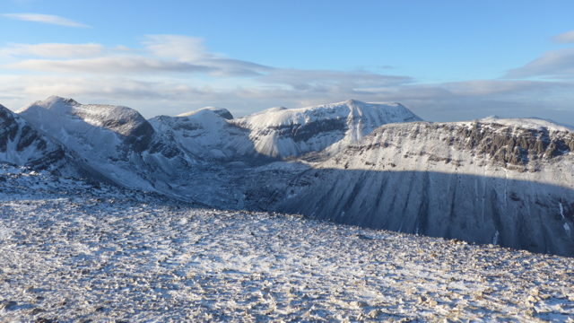Beinn Eighe Summit Ridge