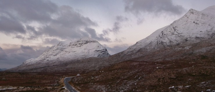 South side Liathach