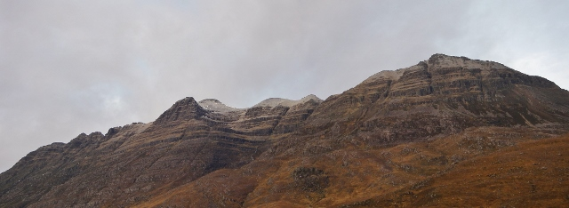 South side Liathach.