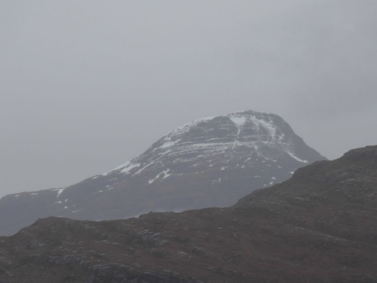 Northern  side of Maol Chean-dearg