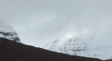 Further snow showers