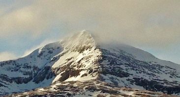3 Munros and a Top